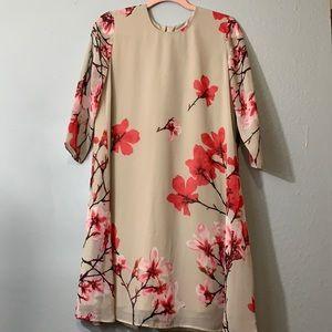 Eva Mendez NY NWT long sleeve Cocktail Dress XS